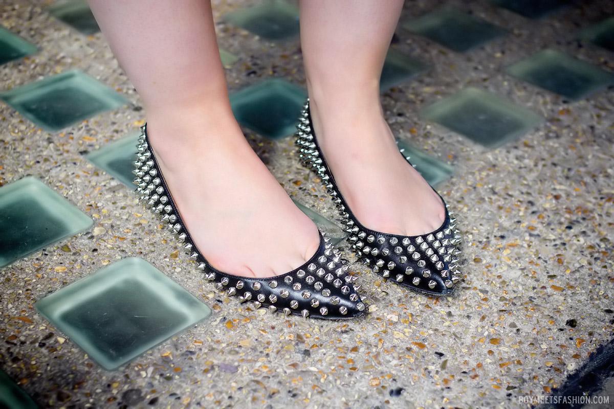 Wonderful Men Wear Heels For Sexual Violence Awareness - Lifestyle News - SINA English