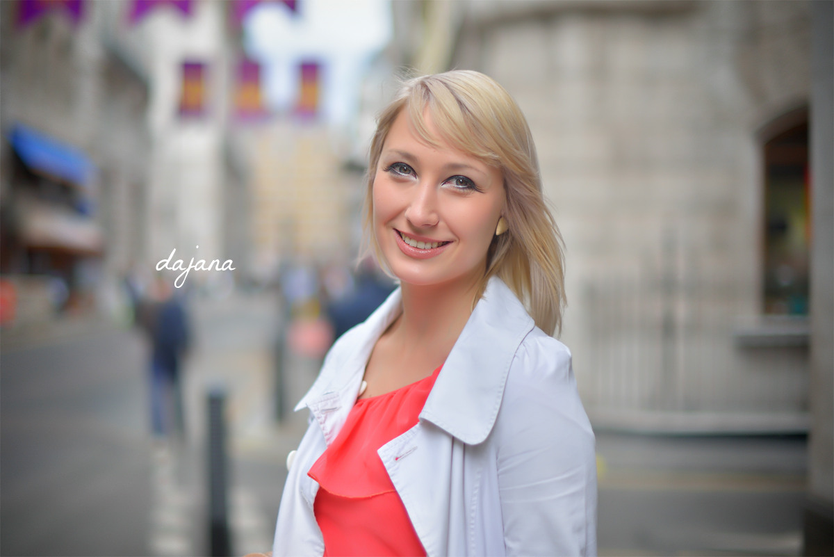 Street Style: Dajana, on Regent Street