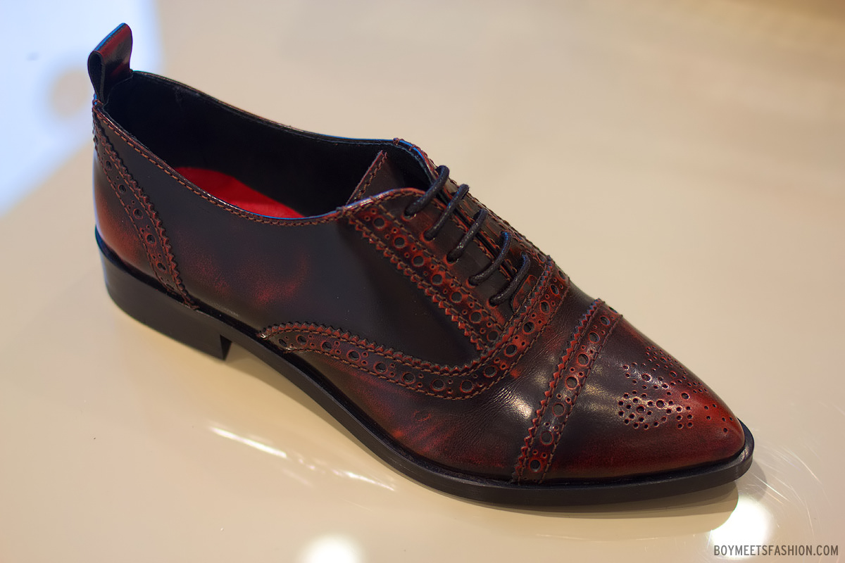 Mens Bertie Shoes