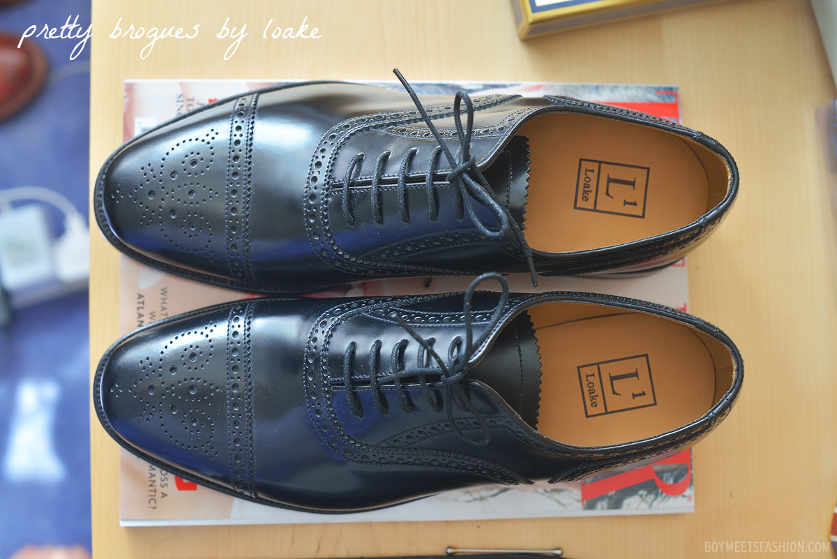 My beautiful brogues by Loake  86093cb082