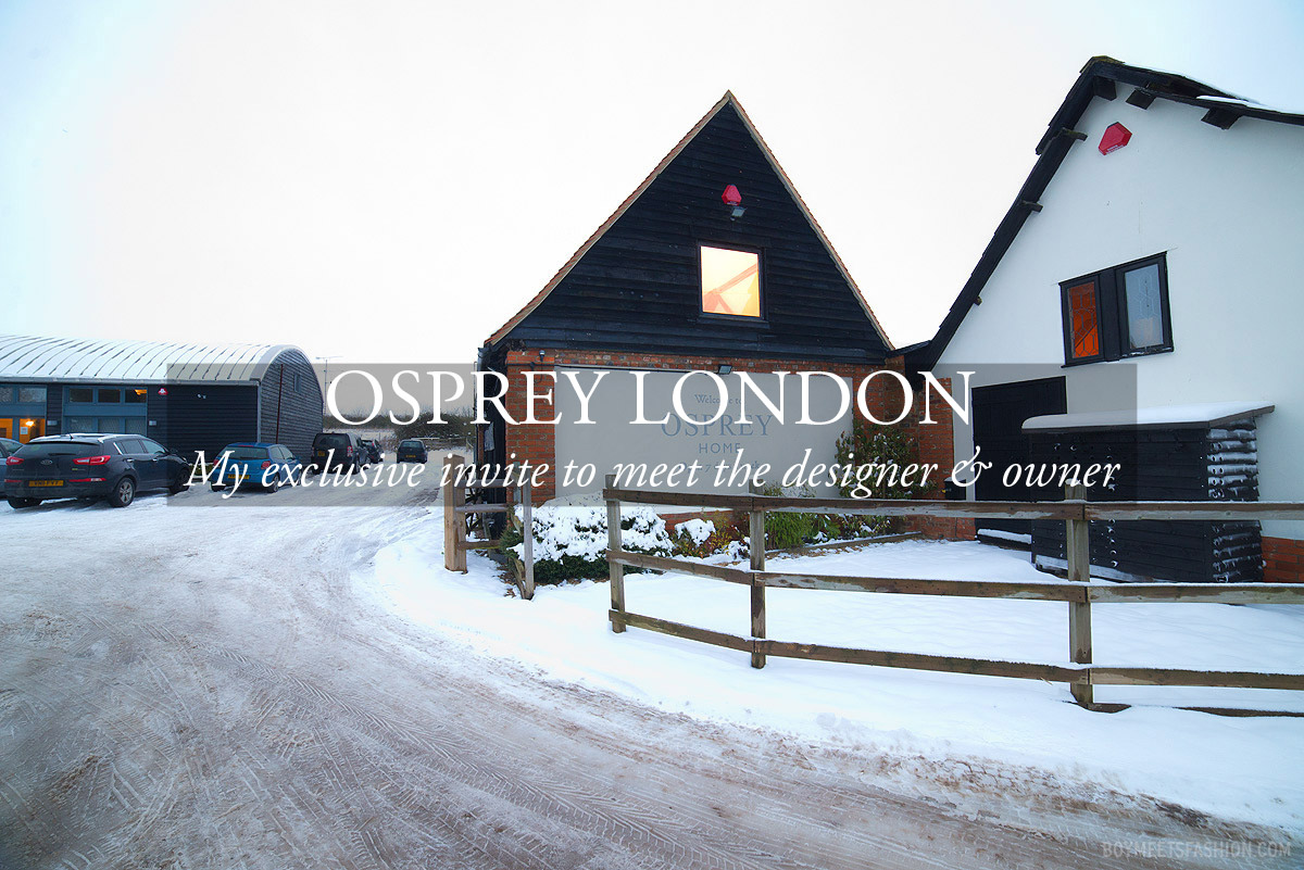 My Exclusive Invite To Osprey Home In St Albans A Beautiful Lifestyle
