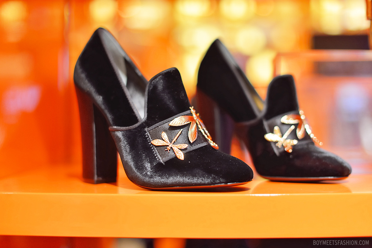 Shoes by Tory Burch for autumn and winter 2013-14 (AW13)