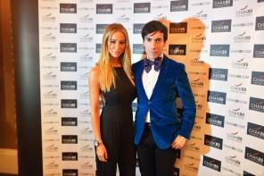 Attending Emeli Sandé's charity Gala: The Serenge Project