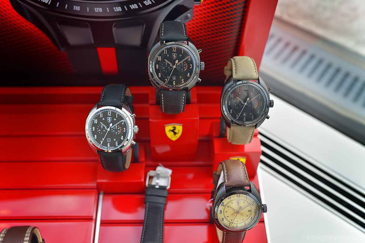 for library sandi virtual men of collections pointe ferrari watches