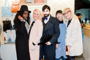 The White Pepper – SS15 collection & magazine launch