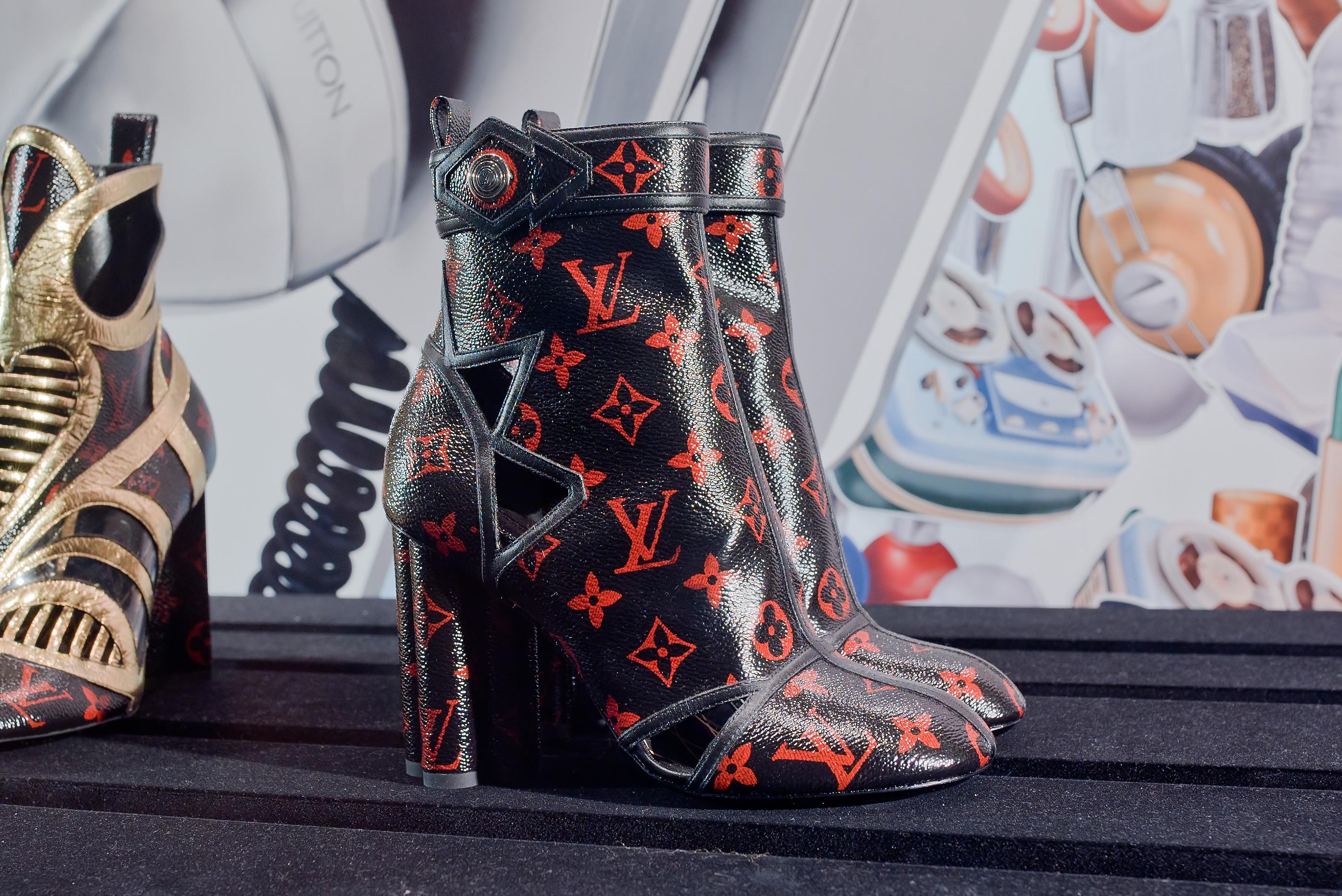Louis Vuitton Shoes For Women Canvas