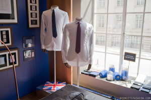 Austin Reed S Bespoke Shirt Service Boy Meets Fashion The Style Blog For Men And Women