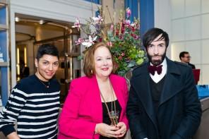 A special evening with Smythson and Shelley von Strunckel