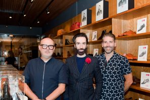 Grenson shoes' launch party for The Archive Collection