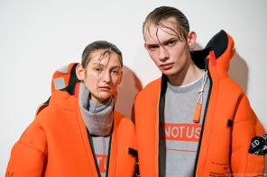 Christopher Raeburn AW18: Behind The Scenes at London Fashion Week Men's