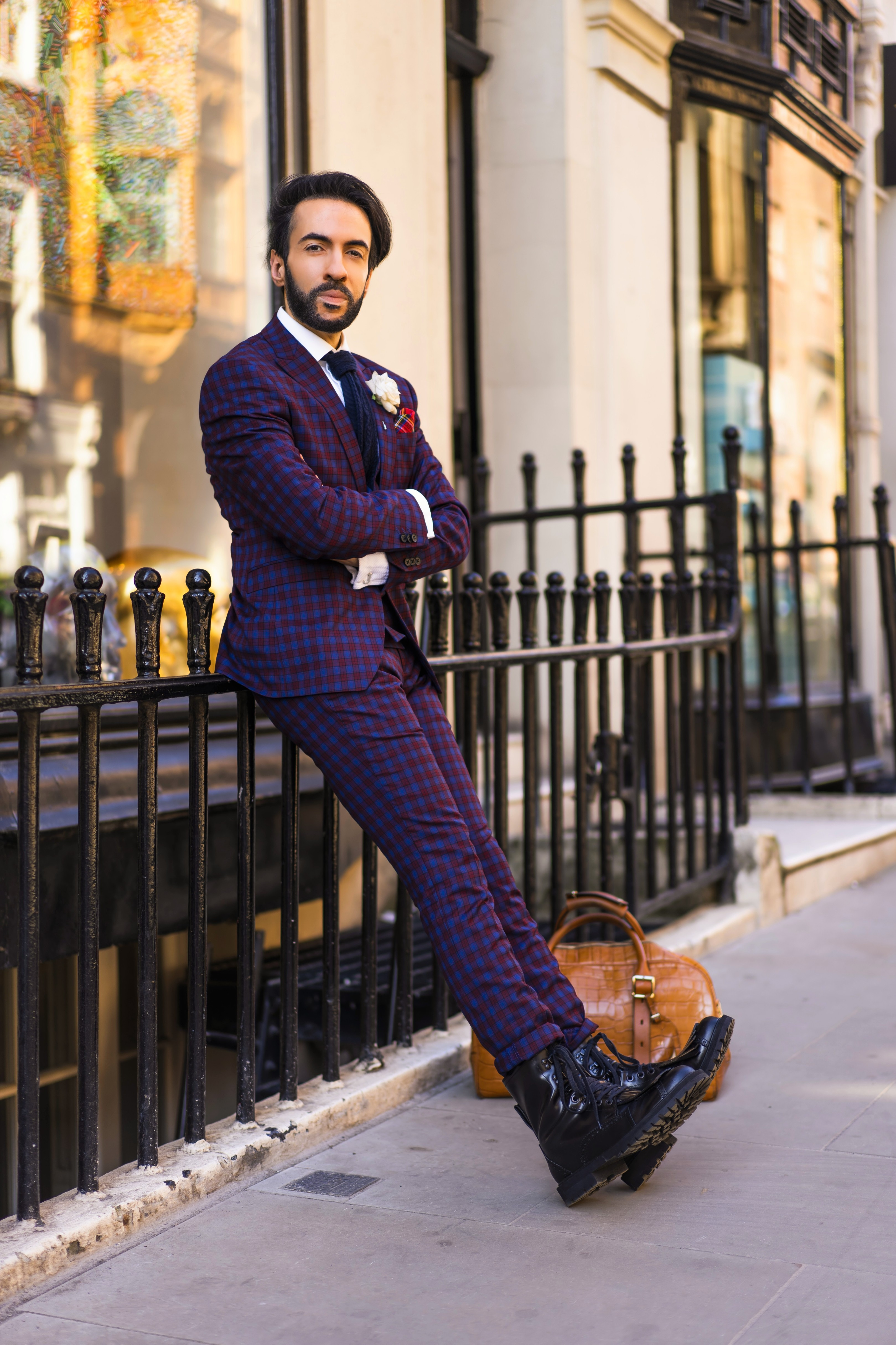 Men S Summer Suits With House Of Fraser Boy Meets Fashion The